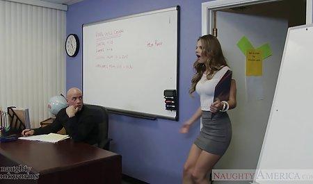 Jahat Pesta seks di webcam dengan teman-teman bokap mom Rocco