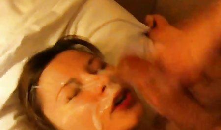 Wanita yang gila untuk double penetrasi dan bokep mom xnxx sperma
